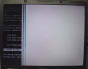 Ремонт ноутбука - неисправность матрицы